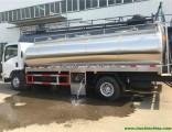 I. S. U. Z. U Stainless Steel Milk Tankers 600p- 4000liters 700p- 8000liters