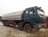 Beiben Offroad Diesel Tanker for Petroleum Oil, Gasoline, Petrol, Diesel Transportation with Pto Pum