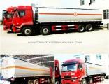 Camc Tanker 30000 Liters Fuel Transport Tank Truck for Sale