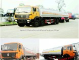 North Benz 8X4 30000 +15000 Liters Fuel Tank Truck with Full Tank Trailer