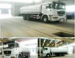 Euro 3, Euro 4 Shacman off Raod 6X6 F2000 All Wheel Drive Fuel Tanker for Sale
