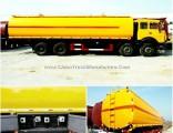North Benz Tanker 8X4 33000 Liters Fuel /Oil Tank Truck