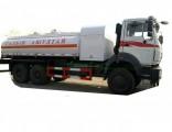 Beiben Trucks Diesel Bowser off Road All Wheel Drive 6X6. LHD. Rhd 2534.2538  for Petroleum Oi