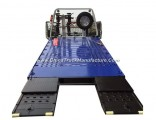 Sinotruk HOWO 5 Ton Wrecker Flatbed Tow Truck for Recovery Truck LHD Rhd