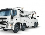Iveco. Genlyon Recovery Trucks Heavy Duty Wrecker 50tons with Remote Control Rotatory Crane Wrecker
