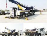 Sino HOWO 5 Axle 60ton Heavy Duty Rotator Road Wrecker Zz5507n31b7d1