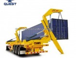 40feet Self Loading Side Loader Side Lifting Container Semi Trailer