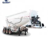 35cbm 3 Axles Widely Used Bulk Cement Silo Tanker Semi Trailer