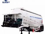 3axles 50cbm Fly Ash Powder Bulk Cement Tanker Semi Trailer