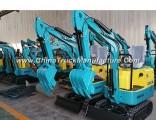 1ton Mini Excavator with Cheap Price