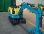Xiniu Mini Excavator Xn08 0.8t, 1.5t