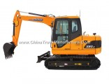 Chinese Mini 0.8 Ton 1.0 Ton 1.2ton 1.5 Ton 1.6 Ton 1.8 Ton 2.2 Ton Crawler Excavator for Sale