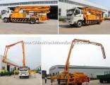 Truck-Mounted Concrete Boom Pump Xnd5161-32m