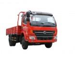 Dongfeng Captain LHD light cargo truck Dump truck
