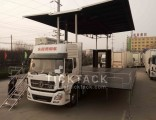 Mobile Stage Trucks for concerts, musical events, entertainment